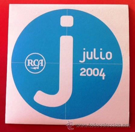 PROMO RCA JULIO 2004 - LOS PLANETAS, DIEGO TORRES, ALICIA KEYS, VALDERRAMA, LAS CHUCHES... (Música - CD's Pop)
