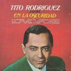 CDs de Musique: TITO RODRIGUEZ. EN LA OSCURIDAD. CD. Lote 38854507