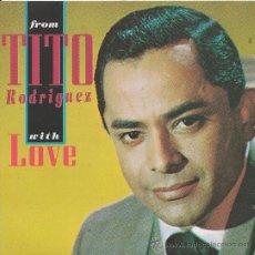 CDs de Musique: TITO RODRIGUEZ. WITH LOVE.CD. Lote 38854537