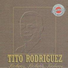 CDs de Musique: TITO RODRIGUEZ. BOLEROS. CD. Lote 38854720