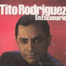 CDs de Musique: TITO RODRIGUEZ. EN ESCENARIO. CD. Lote 38854877