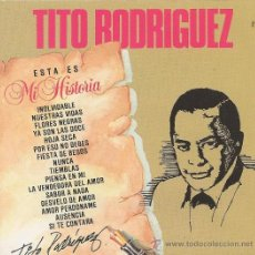 CDs de Musique: TITO RODRIGUEZ. ESTA ES MI HISTORIA. CD. Lote 38854935