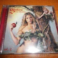 CDs de Música: SHAKIRA ORAL FIXATION VOLUMEN 2 CD ALBUM AÑO 2005 13 TEMAS DUO ALEJANDRO SANZ CARLOS SANTANA. Lote 38878635