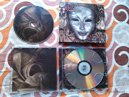BAROQUE CHILL OUT - CD + DVD (Música - CD's New age)