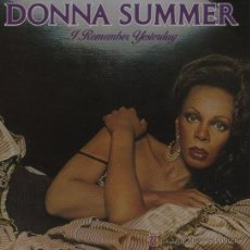 CDs de Música: DONNA SUMMER - I REMEMBER YESTERDAY - CD. Lote 38881479