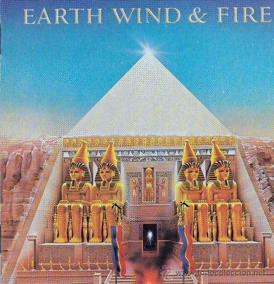 EARTH, WIND & FIRE - ALL 'N ALL - CD (Música - CD's Otros Estilos)