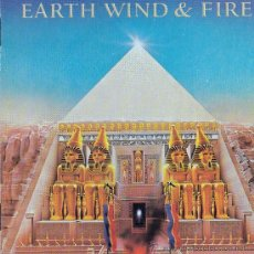 CDs de Música: EARTH, WIND & FIRE - ALL 'N ALL - CD. Lote 38881878