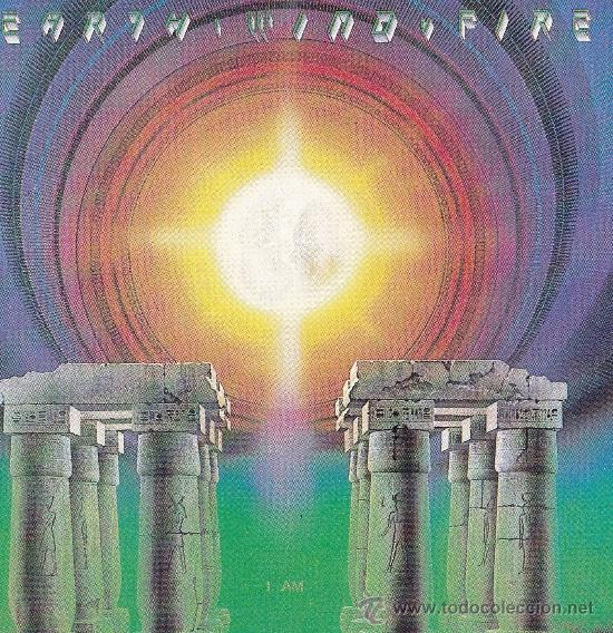 EARTH, WIND & FIRE - I AM - CD (Música - CD's Otros Estilos)