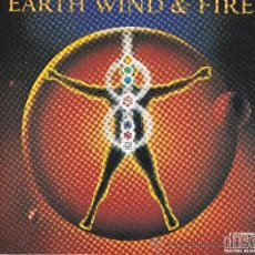 CDs de Música: EARTH, WIND & FIRE - POWERLIGHT - CD. Lote 38881916