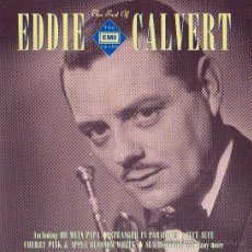 CDs de Música: EDDIE CALVERT - THE BEST OF... - CD. Lote 38882046