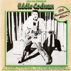 CDs de Música: EDDIE COCHRAN - THE VERY BEST OF... - CD. Lote 38882069