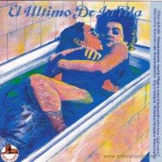 CDs de Música: EL ULTIMO DE LA FILA - NUEVAS MEZCLAS - CD. Lote 38883098