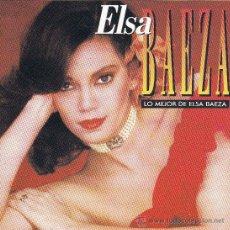 CDs de Música: ELSA BAEZA - LO MEJOR DE... - CD. Lote 38887008