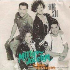 CDs de Música: MILLY Y JOCELYN Y LOS VECINOS. FLYING SOLO. CD. Lote 38890256