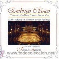 CDs de Música: EMBRUJO CLÁSICO. Lote 38895160