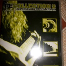 CDs de Música: DVD RECOLLECTION 2 - RELAPSE VIDEOS - MASTODON - NILE - NEUROSIS - DYING FETUS - SUFFOCATION - AMORP. Lote 38901536
