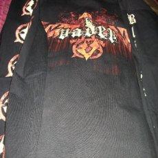 CDs de Música: L-SHIRT VADER - BLITZKRIEG 4 - JAPANESE TOUR 2007 - TALLA M - DEATH METAL. Lote 38923391