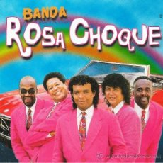 CDs de Música: BANDA ROSA CHOQUE. CD. Lote 38937792