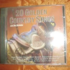 CDs de Música: 20 GOLDEN COUNTRY SONGS. CD . IMPECABLE (#). Lote 38938087