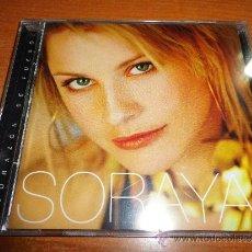CDs de Música: SORAYA ARNELAS CORAZON DE FUEGO CD ALBUM AÑO 2005 DUO FRAN DIELI KIKE SANTANDER OPERACION TRIUNFO. Lote 89777822