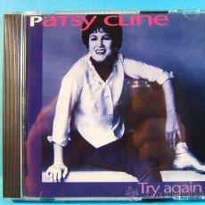 CDs de Música: TRY AGAIN - PATSY CLINE - MADE IN GERMANY - MCPS PILZ - EDICION DE ALEMANIA - 1993 - CD ... . Lote 39005070