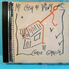 CDs de Música: MI CASA AL VIENTO - CORTO GARCIA -VASO MUSIC MADRID -DEDICATORIA MANUSCRITA AUTOR- 2000 - CD... . Lote 39016792