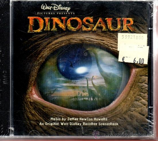 CD DINOSAUR PRECINTADO (Música - CD's Otros Estilos)