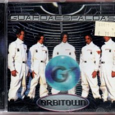 CDs de Música: CD GUARDA ESPALDAS ORBITWN. Lote 39019591