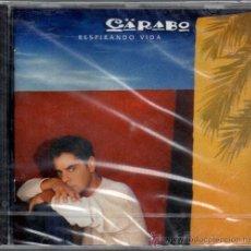 CDs de Música: CD CARABO RESPIRANDO VIDA PRECINTADO. Lote 39022743