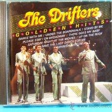 CDs de Música: GOLDEN HITS - THE DRIFTERS - MASTERS - MADE IN GERMANY - IMPRESO EN HOLANDA - ???? - CD ... . Lote 39023333