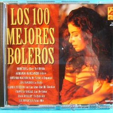 CDs de Música: LOS 100 MEJORES BOLEROS DEL MUNDO - COMPLETO CD 1-2-3-4. - ARCADE - 1996 - CUATRO CD VER .... . Lote 39026446