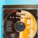 CDs de Música: LA HABANA -CUBA -CD MATCH EGREM MEDIASAT ITALIA-PRECIOSAS IMAGENES Y MUSICA-1996 -CD AUDIO+CD ROM.... Lote 39026896