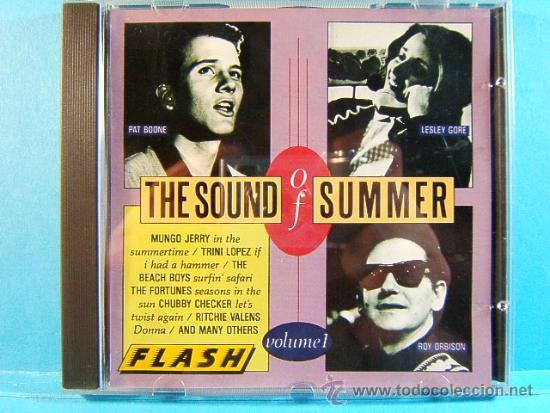 THE SOUND OF SUMMER - VARIOUS ARTISTS PILZ FLASH - VOL.1 - MADE IN GERMANY - HOLANDA - ???? - CD ... (Música - CD's Jazz, Blues, Soul y Gospel)