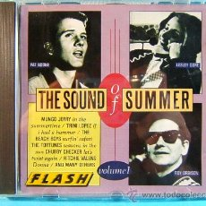 CDs de Música: THE SOUND OF SUMMER - VARIOUS ARTISTS PILZ FLASH - VOL.1 - MADE IN GERMANY - HOLANDA - ???? - CD .... Lote 39027338