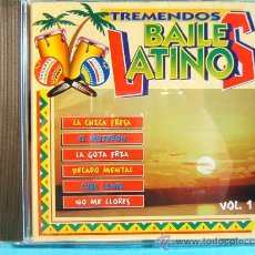 CDs de Música: TREMENDOS BAILES LATINOS-MERENGUE,VALLENATO,SALSA,CUMBIA,MAMBO, BACHATA,GUARACHA,LATINO-1998-3 CD.... Lote 39027602
