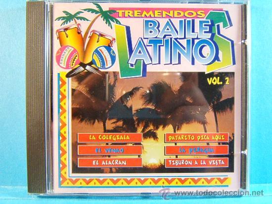 CDs de Música: TREMENDOS BAILES LATINOS-MERENGUE,VALLENATO,SALSA,CUMBIA,MAMBO, BACHATA,GUARACHA,LATINO-1998-3 CD... - Foto 3 - 39027602