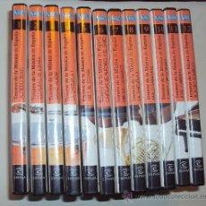 CDs de Música: COLECCION COMPLETA 12 CD: TESOROS DE LA MUSICA EN ESPAÑA. ESPASA, ABC 2000. Lote 39038131