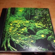 CDs de Musique: SAVIA - EN MEMORIA 2003 RARO Y DIFICIL. Lote 39046349