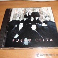 CDs de Música: LEAHY - FUEGO CELTA 1997 . Lote 39046816
