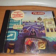 CDs de Música: PELIGRO - PELIGRO EX DEAD KENNEDY´S PUNK 1995 DIFICIL. Lote 39046958