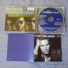 CDs de Música: THE VERY BEST OF STING Y THE POLICE. Lote 39050029