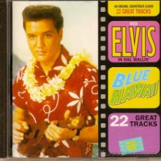 CDs de Música: ELVIS PRESLEY- BLUE HAWAII. Lote 39054511