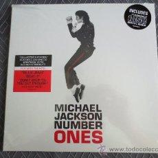 CDs de Música: MICHAEL JACKSON NUMBER ONES COLLECTOR'S EDITION 8X8 INCH NEW SEALED-PRECINTADO-COMPACT DISC. Lote 39055539