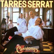 CDs de Música: JOAN MANUEL SERRAT - TARRES/SERRAT- CANSIONES. Lote 39067402