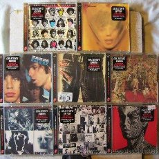 CDs de Música: ROLLING STONES.COLLECTOR´S EDICION.USA 1994.....8 CD´S.....NM. Lote 39118515