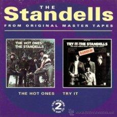 CDs de Música: THE STANDELLS * THE HOT ONES + TRY IT * DISCO PRECINTADO!!. Lote 39124941