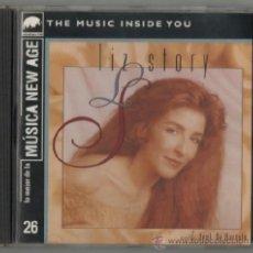 CDs de Música: CD NEW AGE , LIZ STORY. Lote 39153052