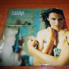 CDs de Música: MONICA NARANJO CHICAS MALAS CD SINGLE PROMOCIONAL DE CARTON AÑO 2001 CONTIENE 1 TEMA. Lote 83170020