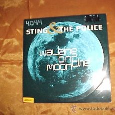 CDs de Música: STING & THE POLICE. WALKING ON THE MOON. CD PROMOCIONAL. Lote 39183522