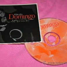 CDs de Música: 100 AÑOS DE MARIACHI - PLÁCIDO DOMINGO - CD - 1999 - RARO. Lote 39198791